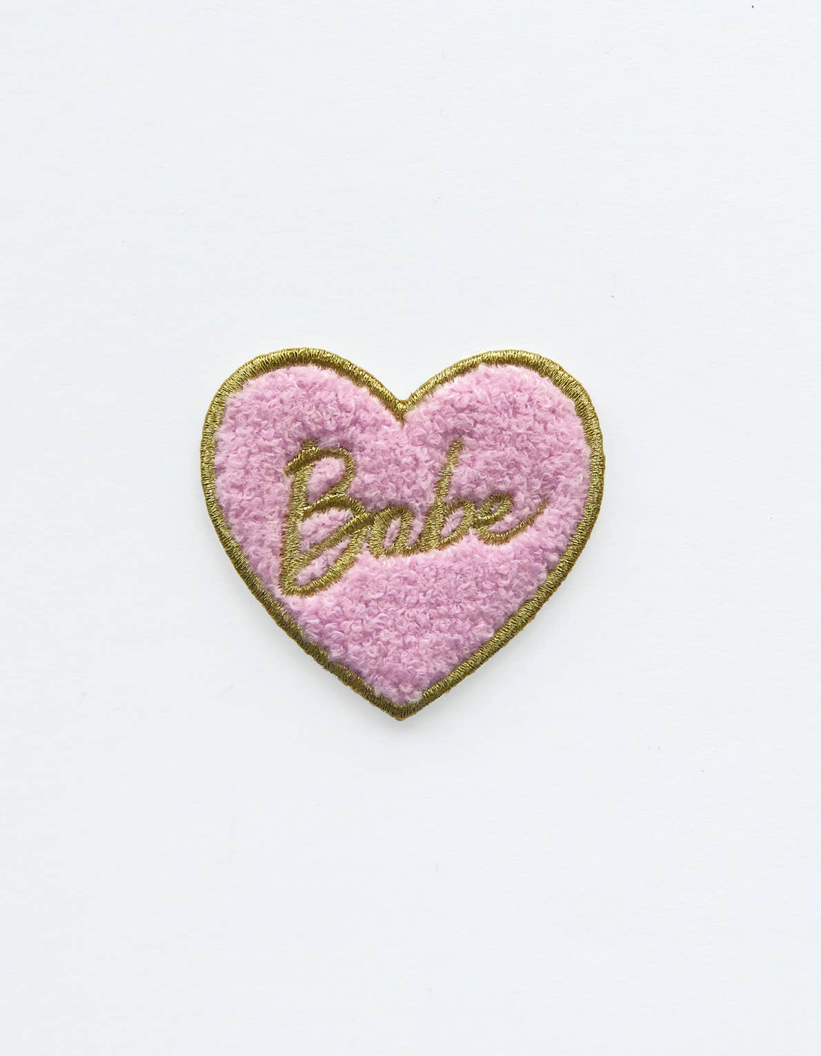 Babe Chenille Patch