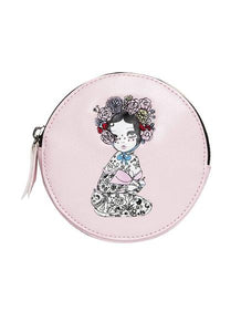 Rosey Coin Purse