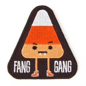 Fang Gang Iron on Patch