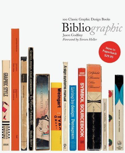 Bibliographic : 100 Classic Graphic Design Books
