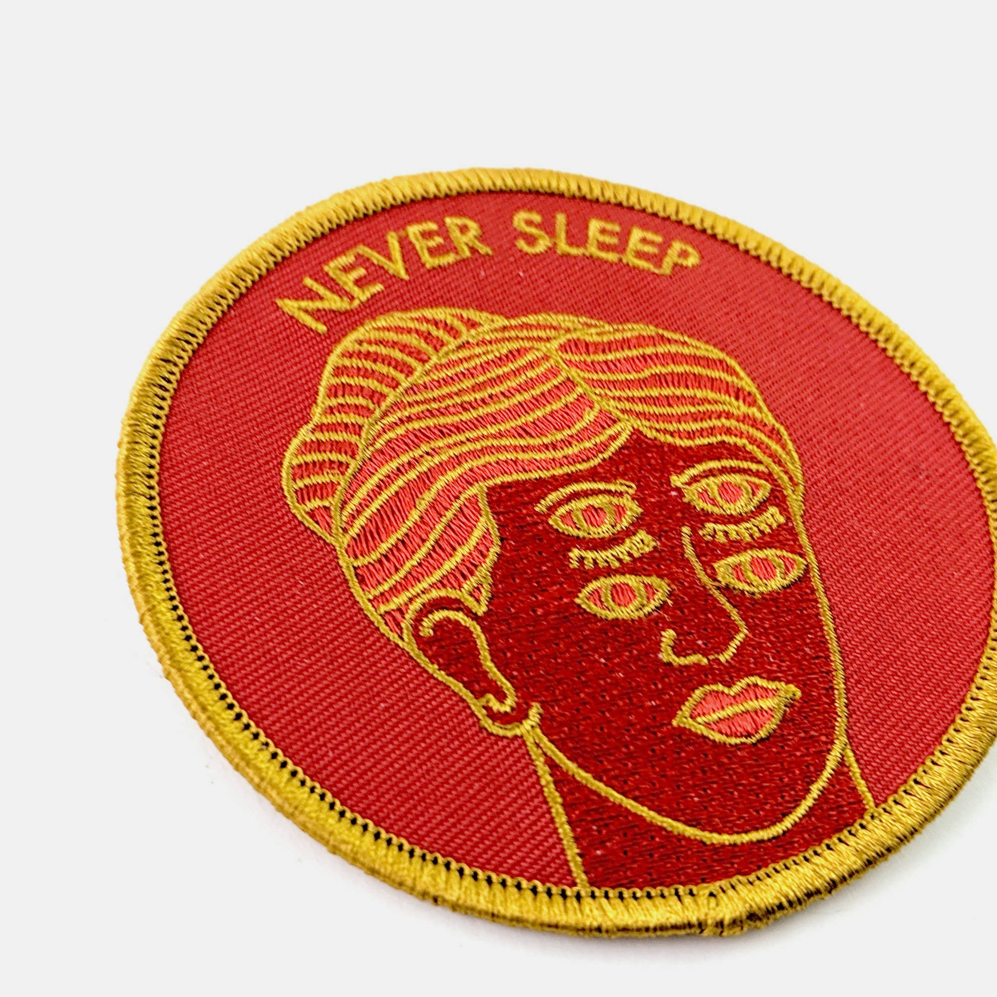 Never Sleep Patch