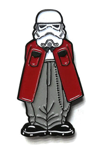 Barrio Wars Cholo Trooper Pin