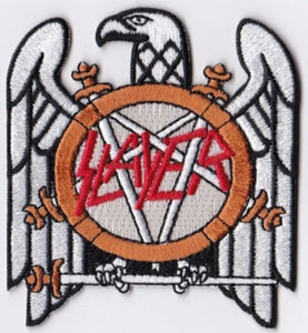 Slayer Iron-On Patch