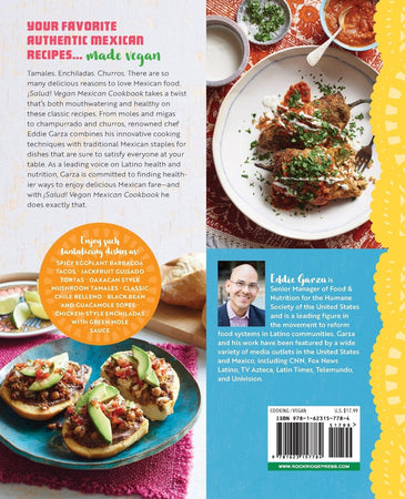 ¡Salud! Vegan Mexican Cookbook