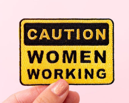 Little Woman Goods - Women Working Patch