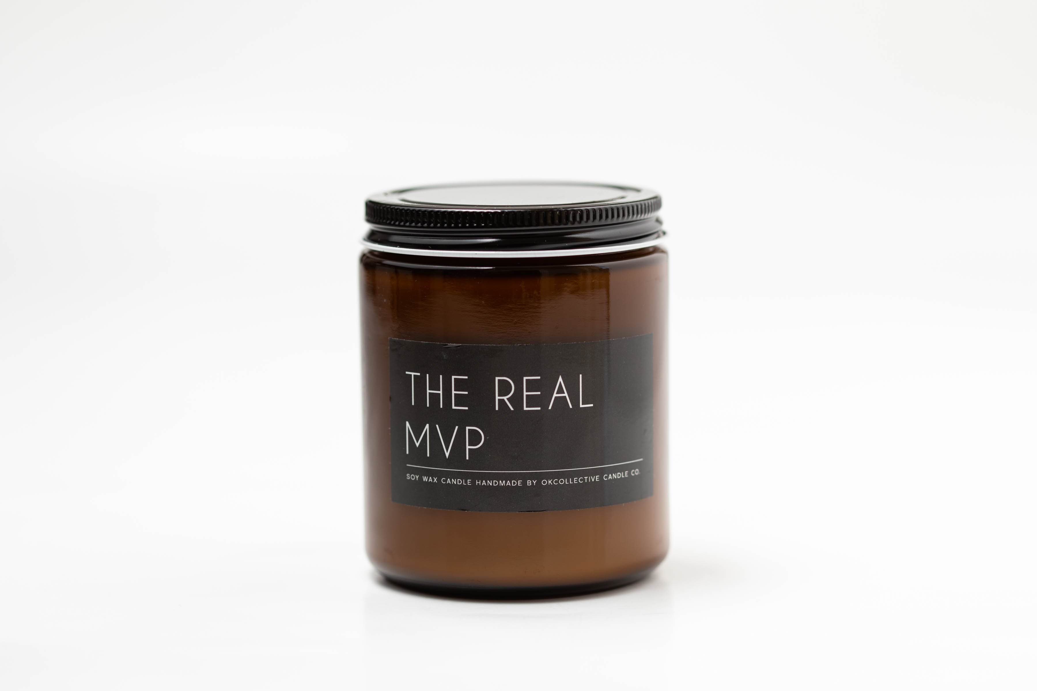 The Real MVP - 8oz Soy Candle