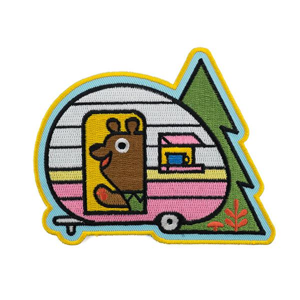 Camp Bear Patch