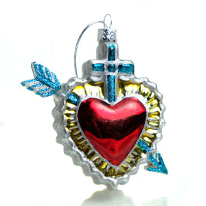 El Corazon Ornament