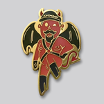 Devil Daddy Lapel Pin