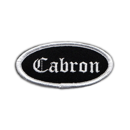 Cabron Tag Patch