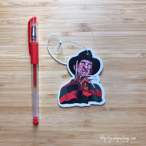 Freddy Krueger Air Freshener