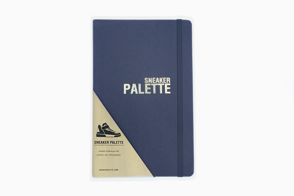 Sneaker Palette Journal