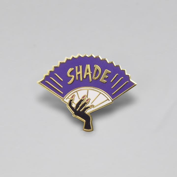 Shade Lapel Pin