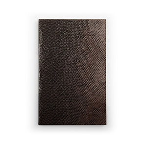 Water Snake Ruled Notebook
