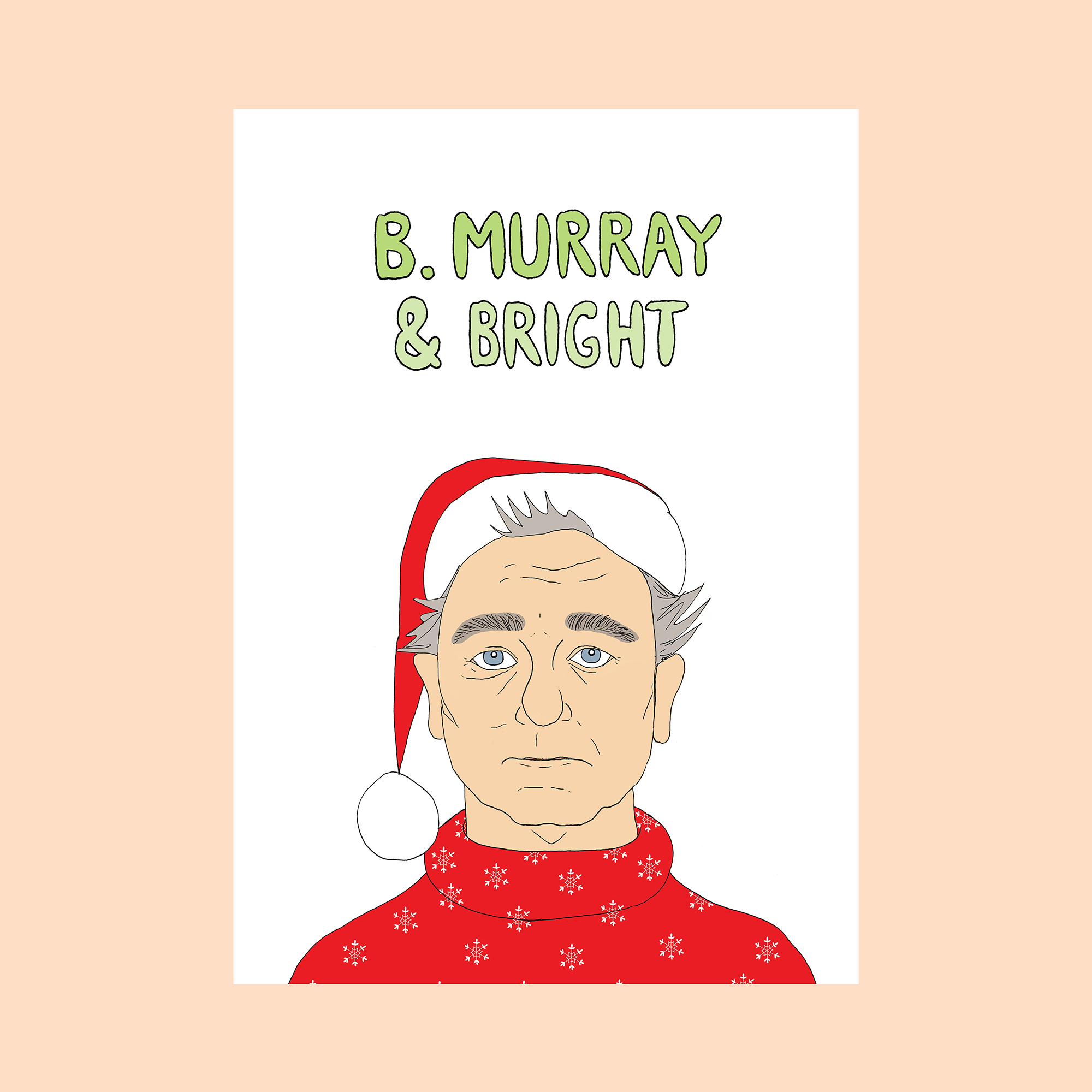 Murray And Bright Card