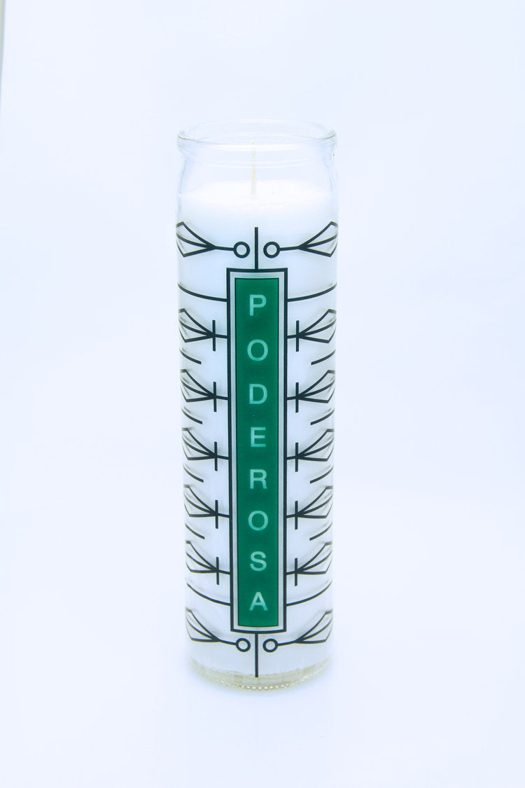 Poderosa 5-Day Prayer Candle