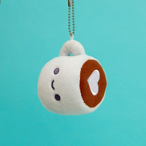 Coffee Plush Charm