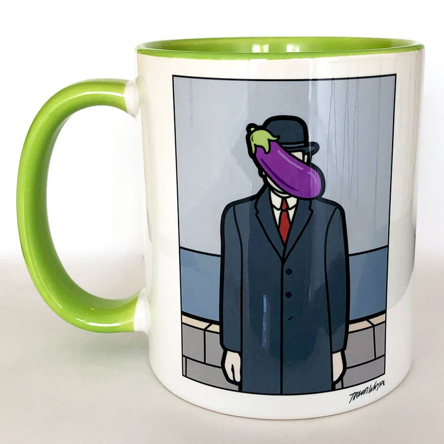 Dad of Man Mug