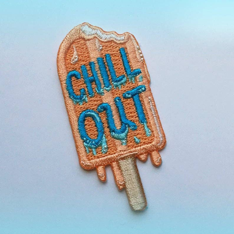 Chill Out Popsicle Patch
