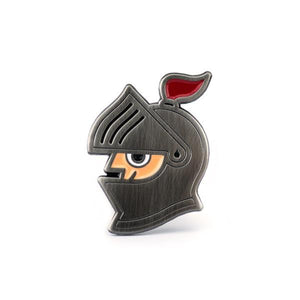 Good Knight Pin