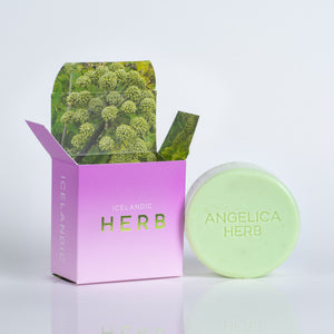 Hallo Sapa Angelica Herb Soap