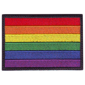 Rainbow Stripes Patch