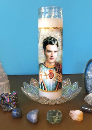 Morrissey Candle