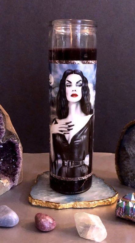 Vamp Candle
