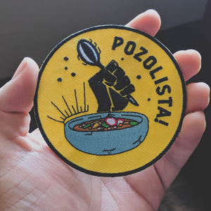 Pozolista! Patch