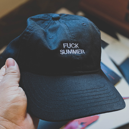 Fuck Summer Hat