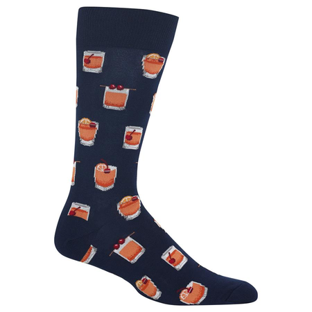 Men's Old Fashioned Crew Socks