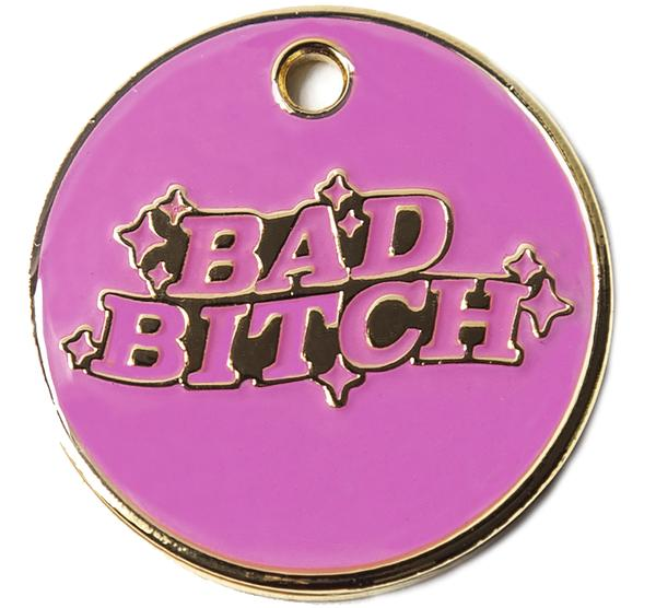 Customizable Pop Culture Pet ID Tag
