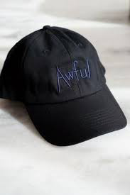 Awful Dad Hat