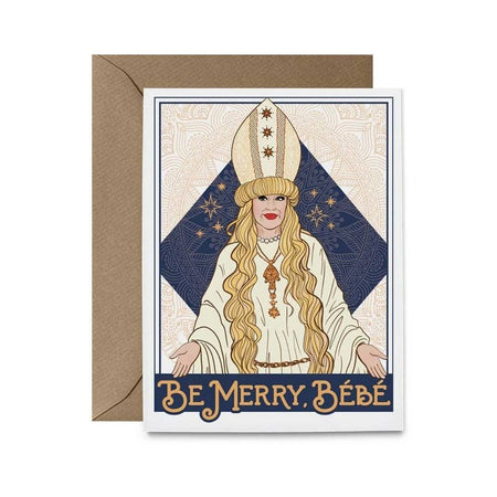 Be Merry Moira Holiday Card