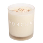 Horchata Scented Candle
