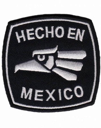 Hecho in Mexico Patch