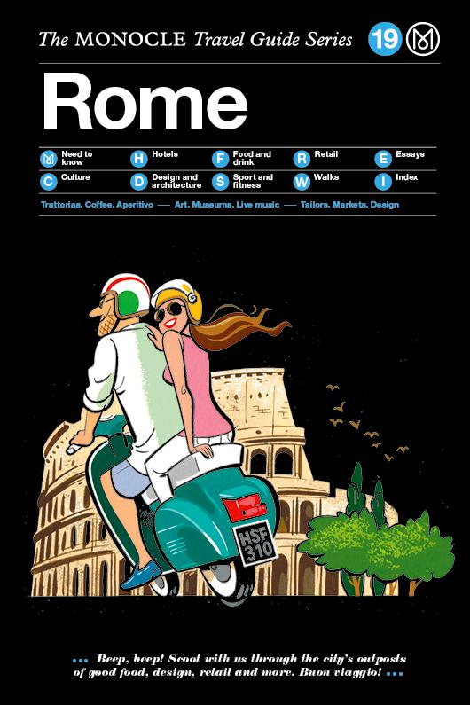 Rome: Monocle Travel Guide