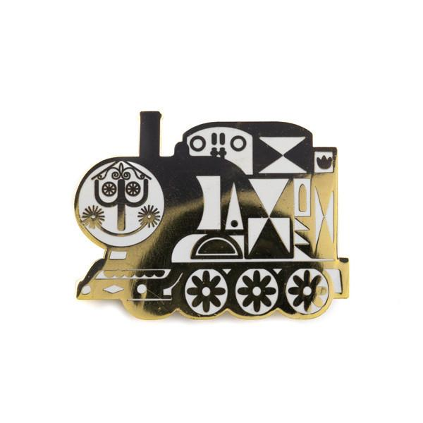 Its a Small Train Pin