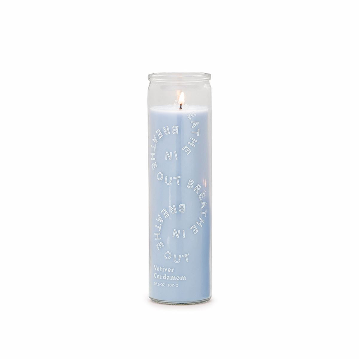Scented Prayer Candle