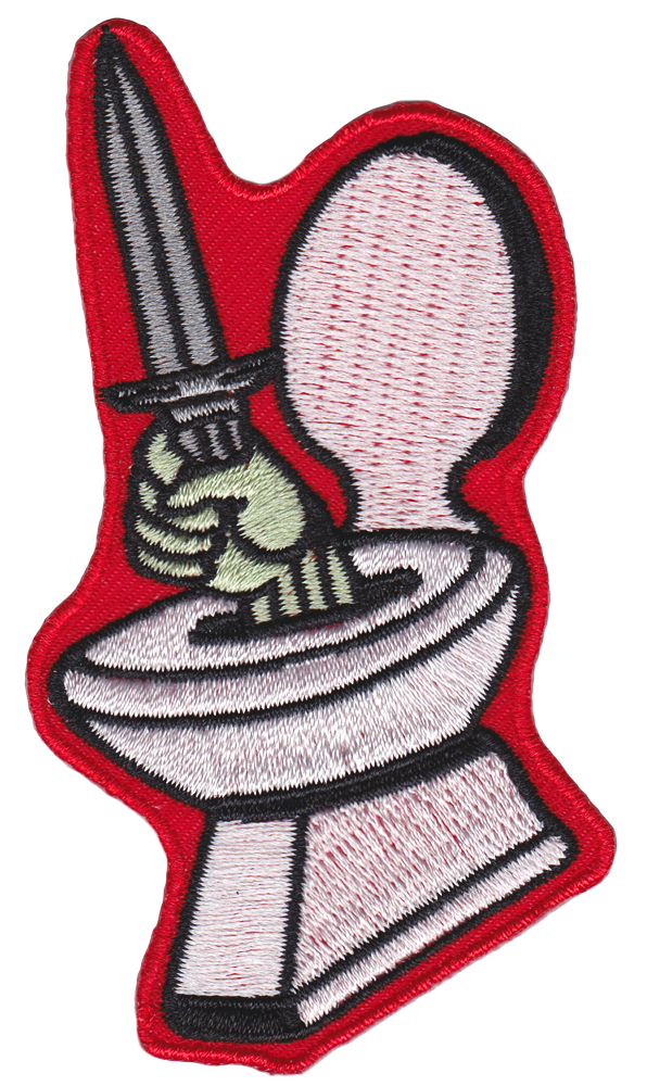 Toilet Sword Patch