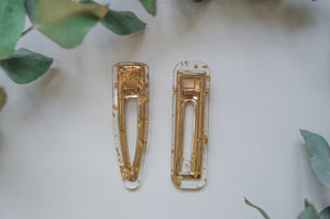 GOLD DUST Hair Clip Set