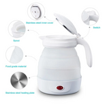 Premium Foldable Electric Kettle