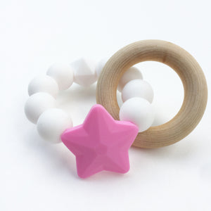 Star Teething Ring