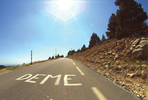 REAL LIFE VIDEO TACX PROVENCE - FlyBike Team®