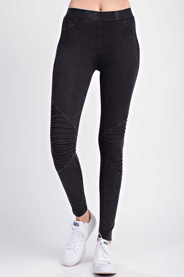 Hello Moto Leggings - KLOTH & CO