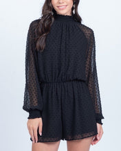 Load image into Gallery viewer, All Yours Long Sleeve Romper - KLOTH & CO
