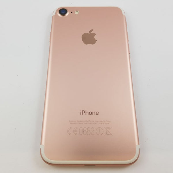iPhone 7 32GB Network Unlocked - Rose Gold