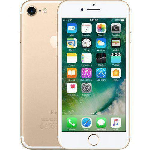 Apple iPhone 7 32GB Network Unlocked - Gold - phonesforsale.ie