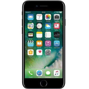 Apple iPhone 7 128GB Network Unlocked - Black (Grade A Condition) - phonesforsale.ie