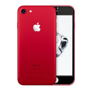 iPhone 7 256GB Network Unlocked - Red